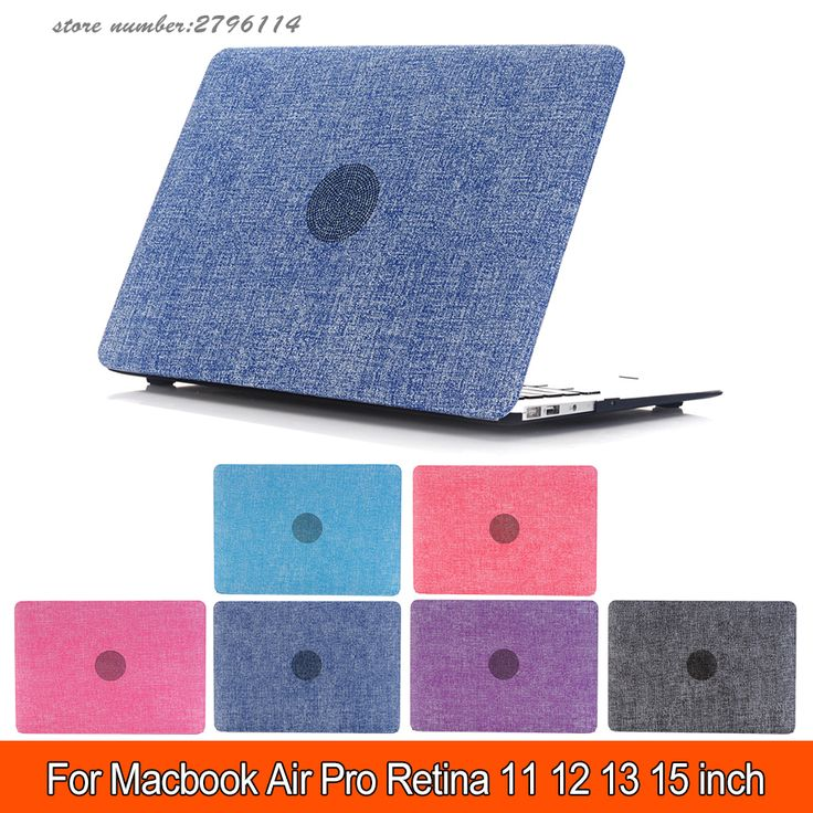Protective Cover Case For Macbook Air 11 13 Pro 13 15 Retina 12 13 15 Laptop bag For macbook Air 13 case  Gift