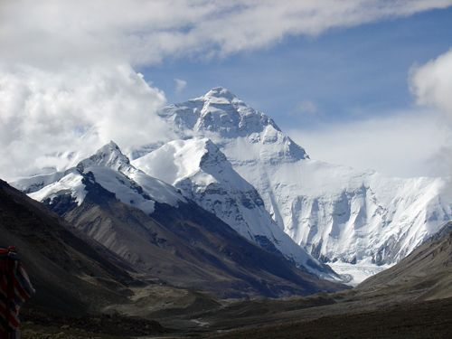 Mount. Everest, Roof of the World