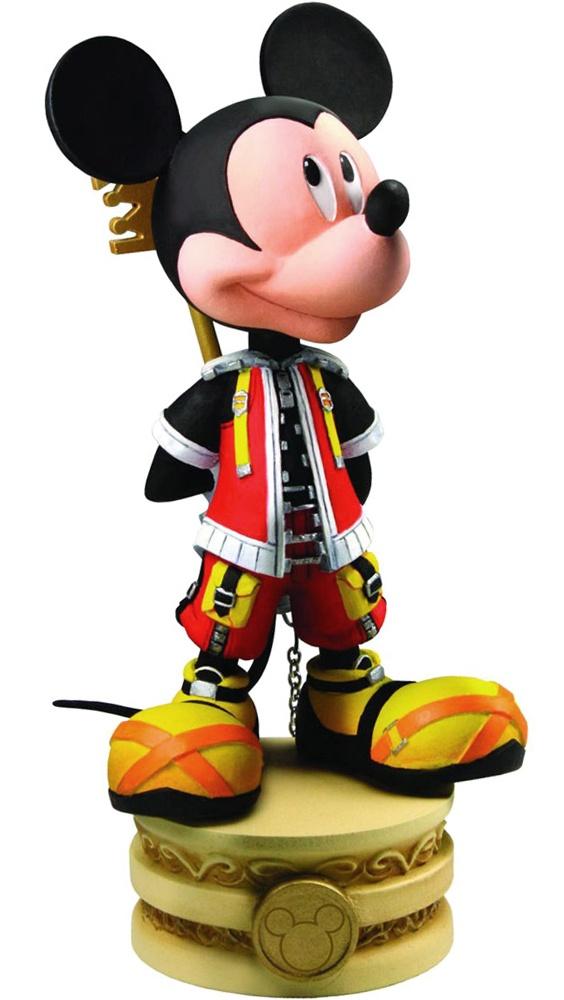 Kingdom Hearts - Mickey - Head Knocker: http://www.superdrupe.com.br/kingdom-hearts-mickey-head-knocker-neca.html