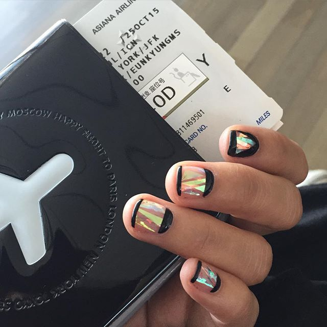 The new nail trend we are loving