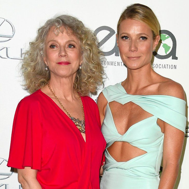 Gwyneth Paltrow Has a Very Special Date Night With Her Mom, Blythe Danner