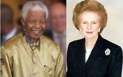Mandela vs. Thatcher? Who deserves flags at half-mast? - Allen B. West - AllenBWest.com