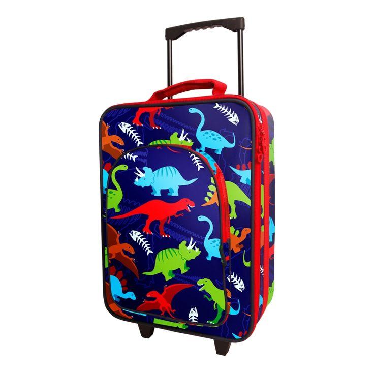 Gooie Kids Trolley Bag - Dino - Kids Suitcase $70