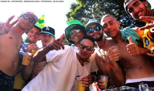 Copa 2014 BH 100