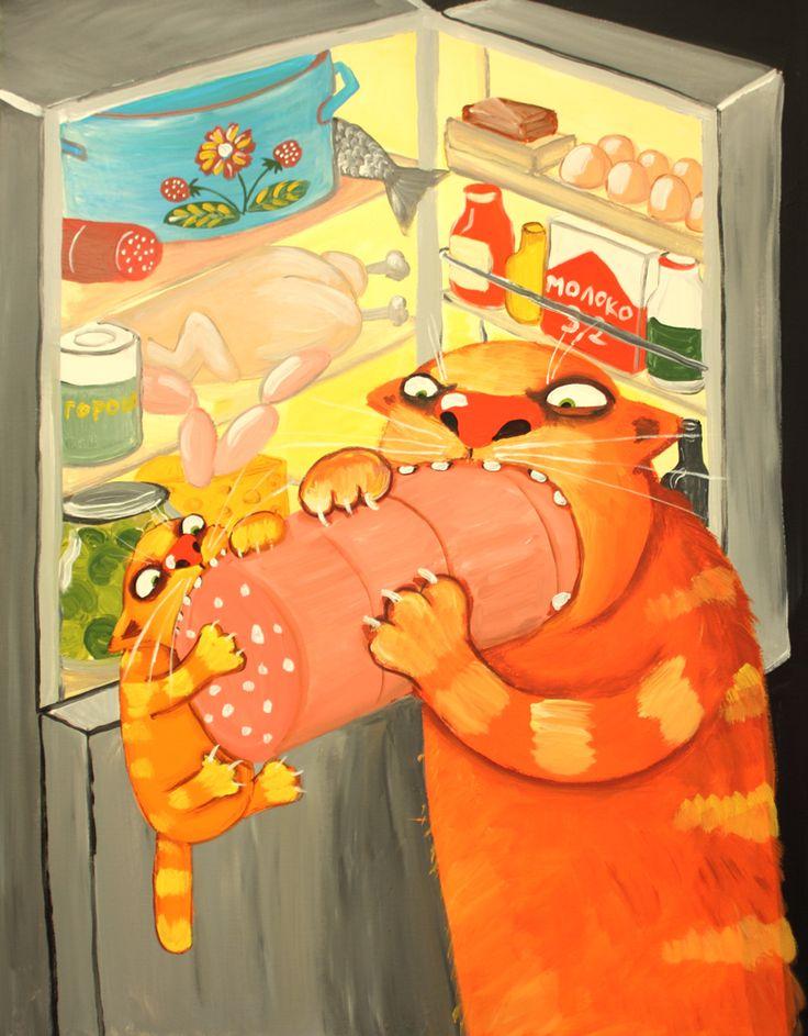 Похитители колбасы