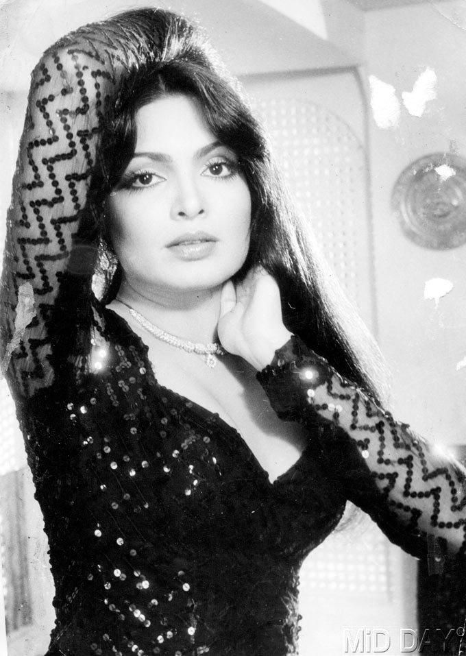 parveen babi- my childhood crush