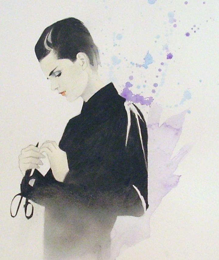 Desire by Shelton Bryant - Sandman, Neil Gaiman
