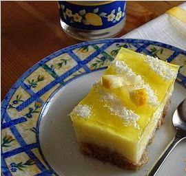 Γλυκό ψυγείου λεμόνι – καρύδα | Trikalaola.gr Νέα , Ειδήσεις & Εκδηλώσεις από τα Τρίκαλα