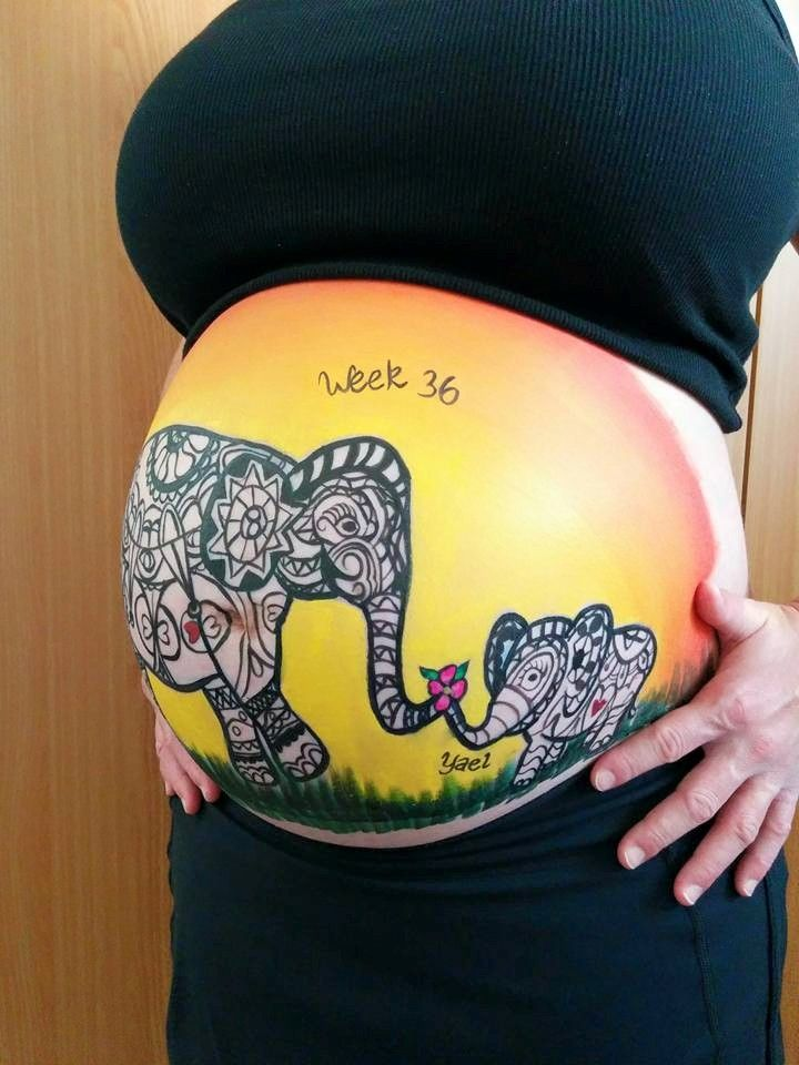 Best 25 belly painting ideas on pinterest pregnant for Maternity belly painting