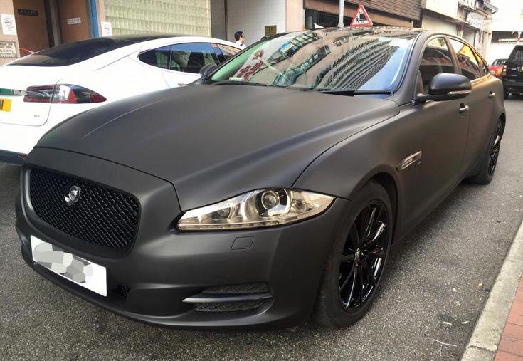 Custom-Wrapped Jaguar XJL from Hong Kong | automotive99.com
