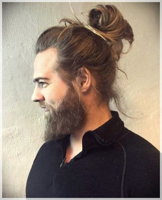 100 Haircuts For Men 2018 2019 Trends With Images Bun