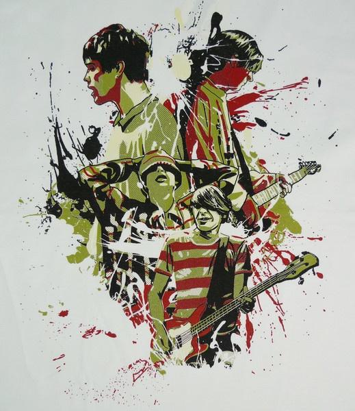 Stone Roses T shirt
