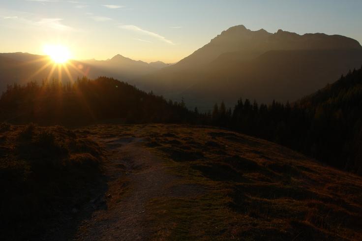 Ausblick Steinalm Saalfelden