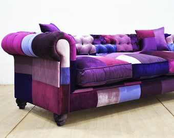 25 best ideas about patchwork sofa on pinterest funky for Canape patchwork