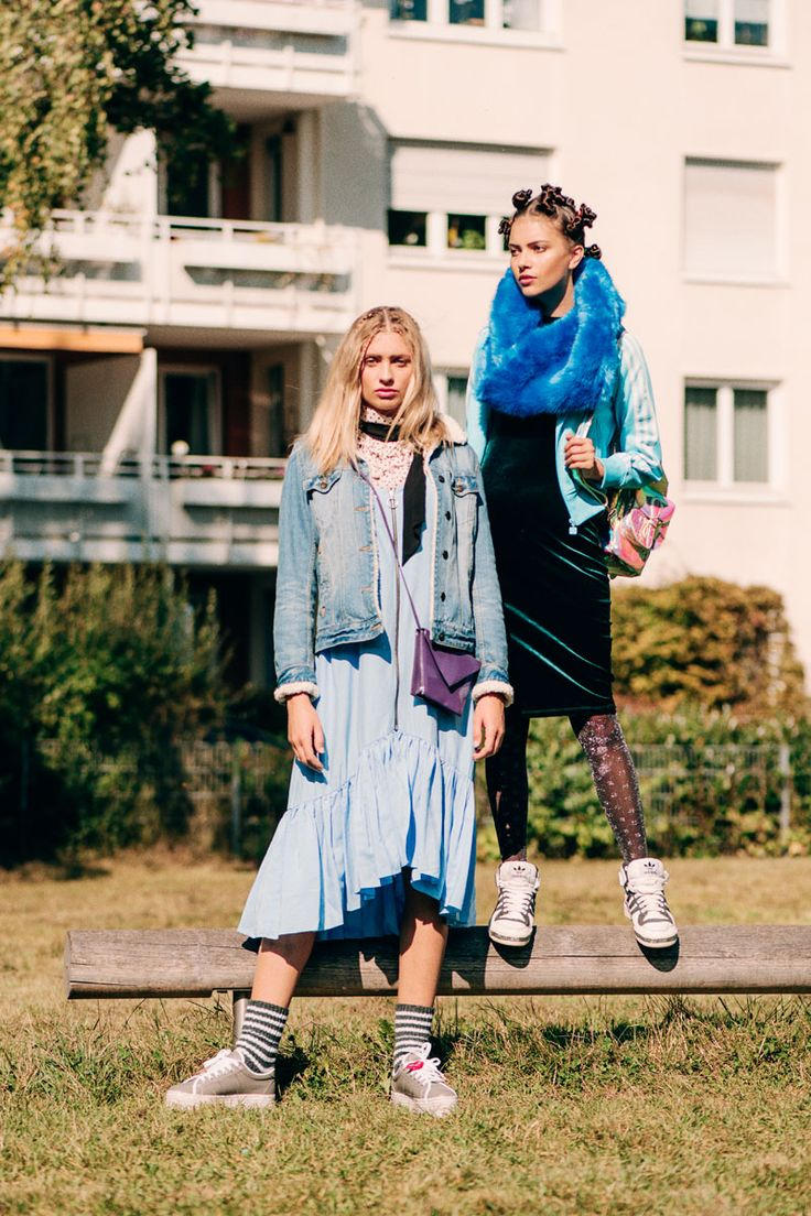 playground by Marie Hornbergs (Germany)- Fashion Grunge