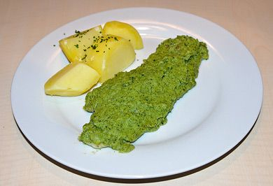 Pangasius-mit-Brokkolihaube Rezept