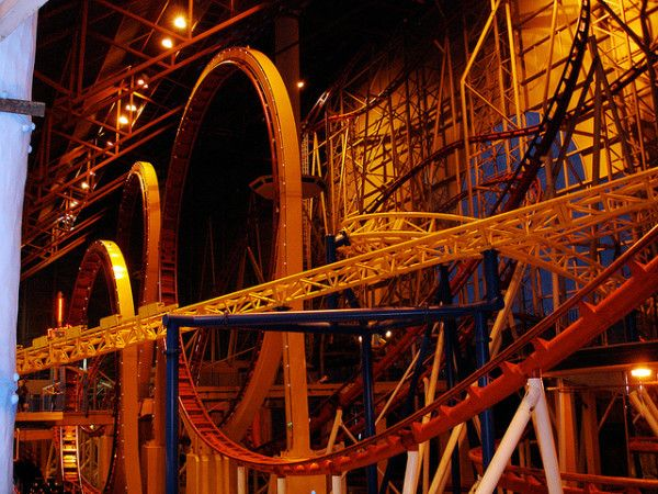 Interesting Facts About Canada: Galaxyland at West Edmonton Mall