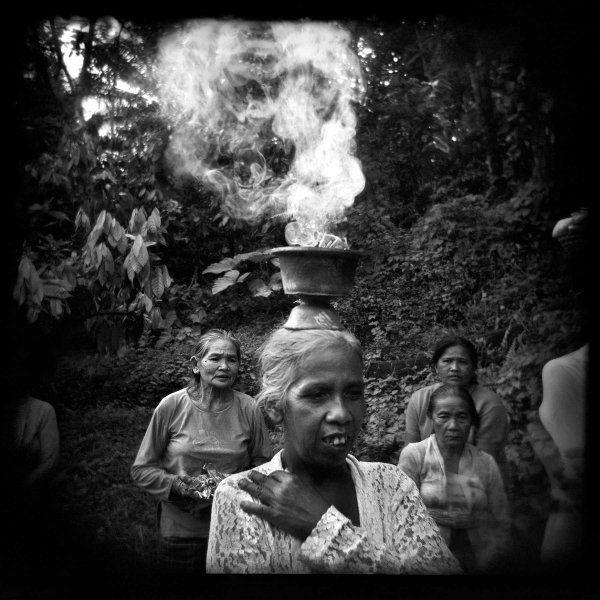 """Island of the Spirits"". Bali. John Stanmeyer"