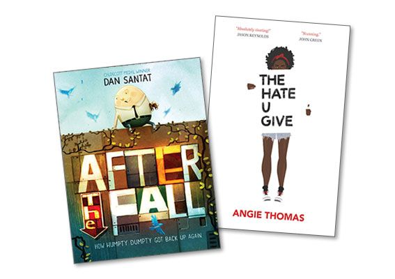 We've gathered a list of the more prominent best-of-the-year lists for children's and YA books published in 2017.