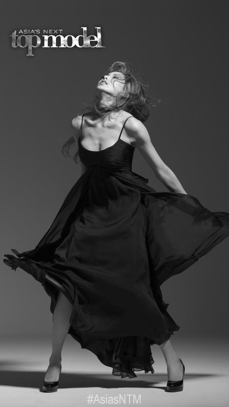 Eps. 10 Beauty in Motion - Kate - Runner Up