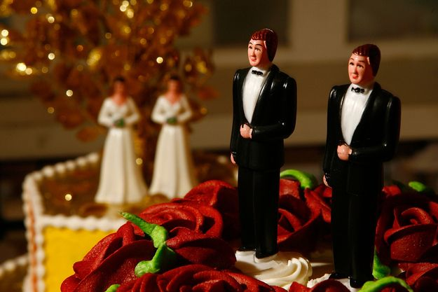 Gay couples in England and Wales will be able to get married from March 29, 2014, it has been announced. | The U.K.'s First Same-Sex Weddings Can Take Place From March 2014
