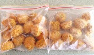 Rissoto Balls - Chicken Balls for Lunch