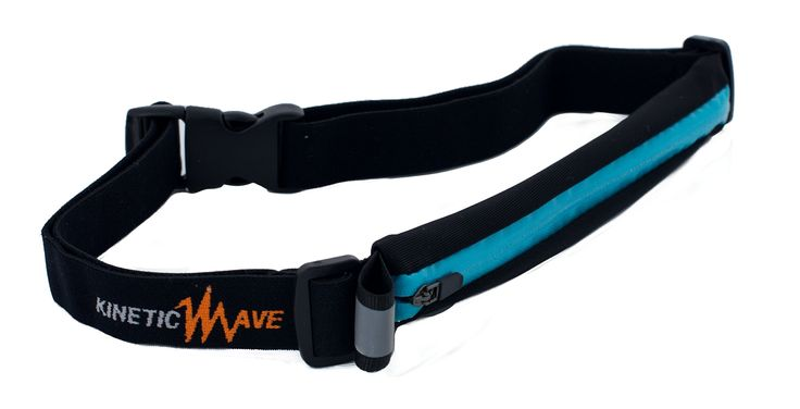 Running Fuel Belt with Pouch Waist Bag - BLUE by KineticWave TM. KEEP YOUR ESSENTIALS CLOSE: Phone, wallet, keys - nobody likes to leave home without their essentials. But when you have an active day ahead, any extra baggage can be a nuisance. The Kinetic Wave Fuel Pouch provides hands-free, convenient storage. Prepare yourself with the small tools necessary for any adventure, from bug spray to sunglasses, without weighing yourself down. SLIM DOWN: Other waist pouches add uncomfortable…