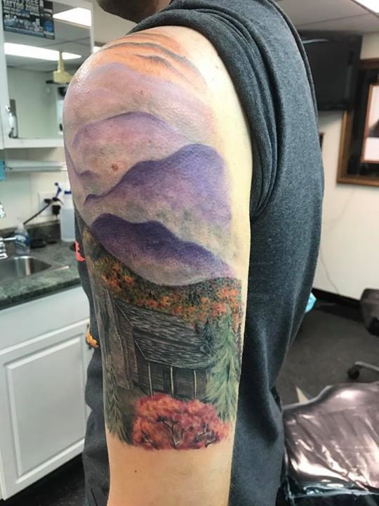 29 best our work images on pinterest pittsburgh tattoo for Jacksonville nc tattoo shops