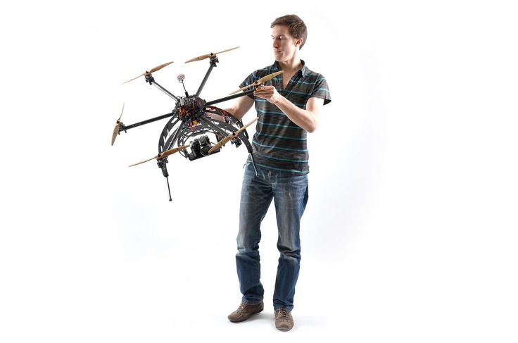 Drone H6 700 M By www.drone-rc.com