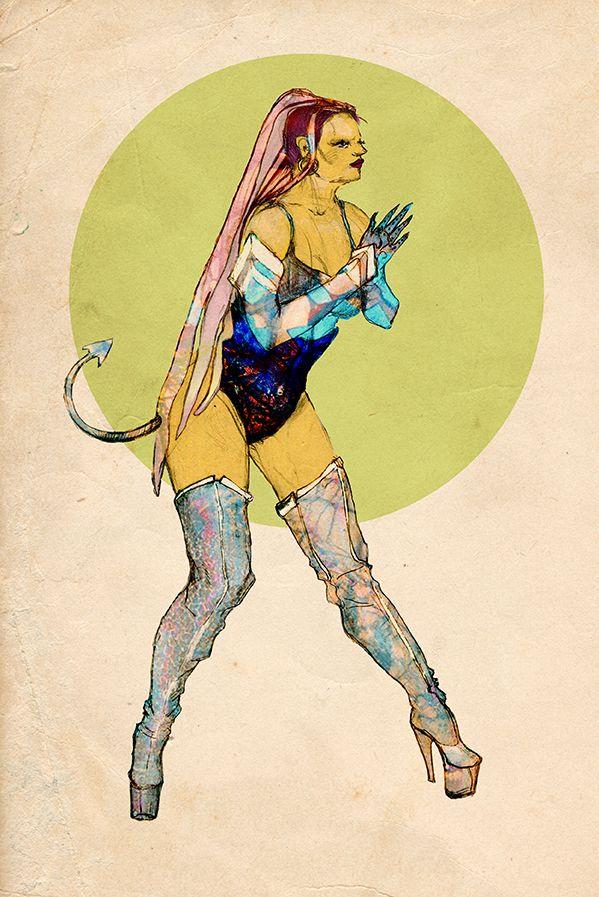#illustration #madalinanita #drawing #digitalart #conceptart https://www.artstation.com/artist/madalina