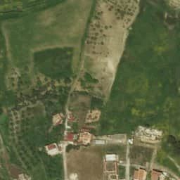 Mappa di Agrigento - Via Serraferlicchio - CAP 92100, stradario e cartina geografica | Tuttocittà