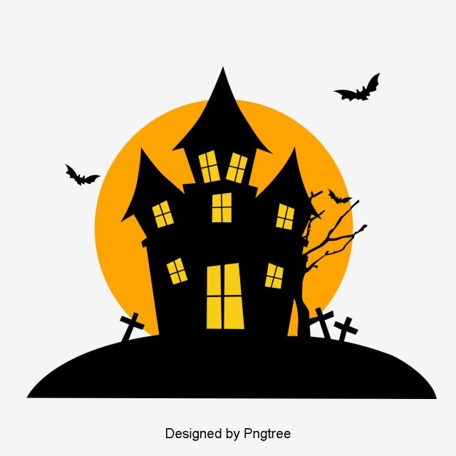 Simple Cartoon Halloween Design Pattern Halloween Cartoons Halloween Drawings Halloween Classroom Decorations