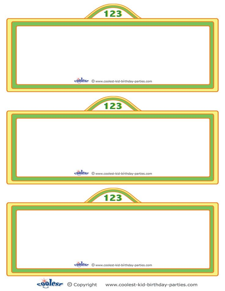 For these Sesame Street invitations, you can download this free Sesame Street font and use it for your invitations. When you click on the above link, ...