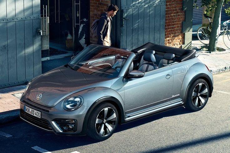 2017 Volkswagen Beetle Cabriolet 'Denim'