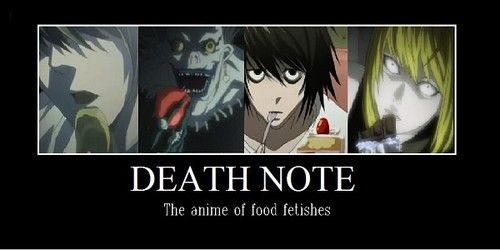 Death Note Funny