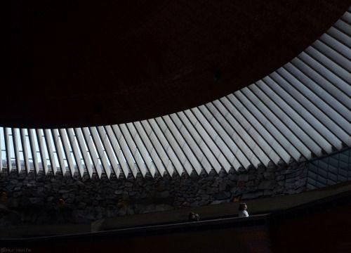 nurnielfa:    Temppeliaukion kirkko, Rock Church, Helsinki,...