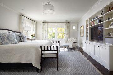 Georgian Style - traditional - bedroom - minneapolis - Streeter & Associates, Renovation Division