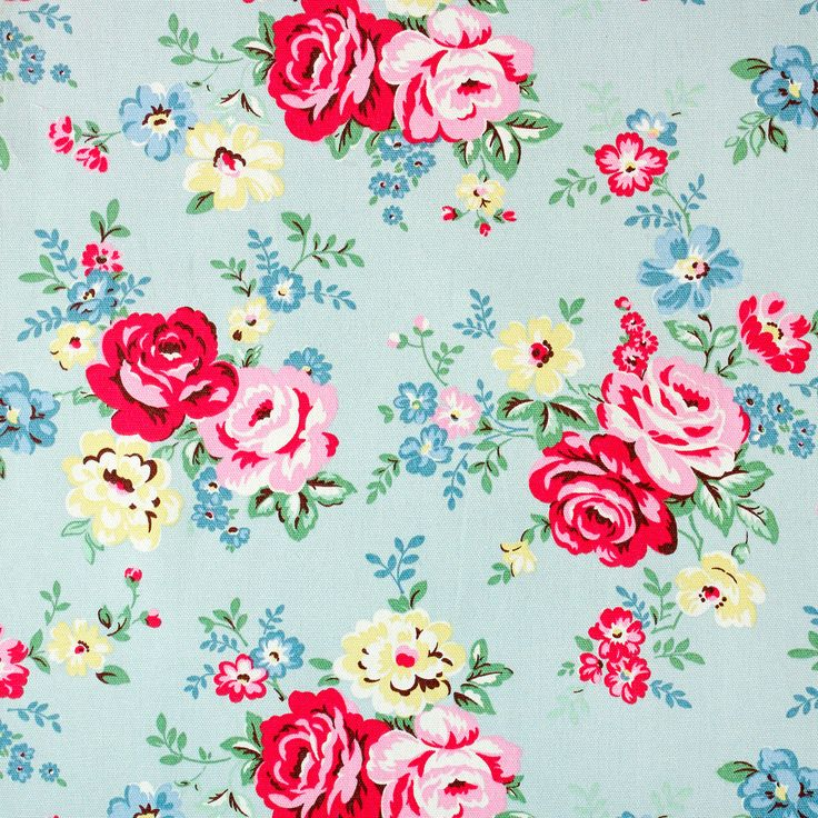 Park Rose Cotton Duck | Everything but Gift Cards | CathKidston