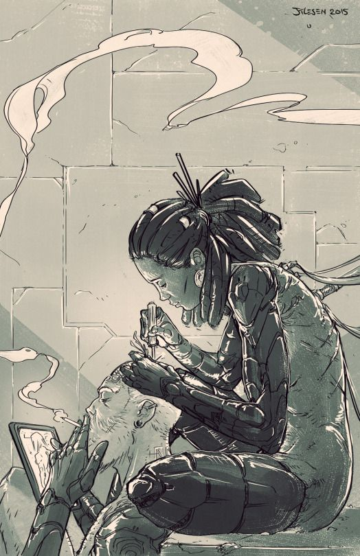 17 Best images about Cyberpunk Atmosphere on Pinterest ...