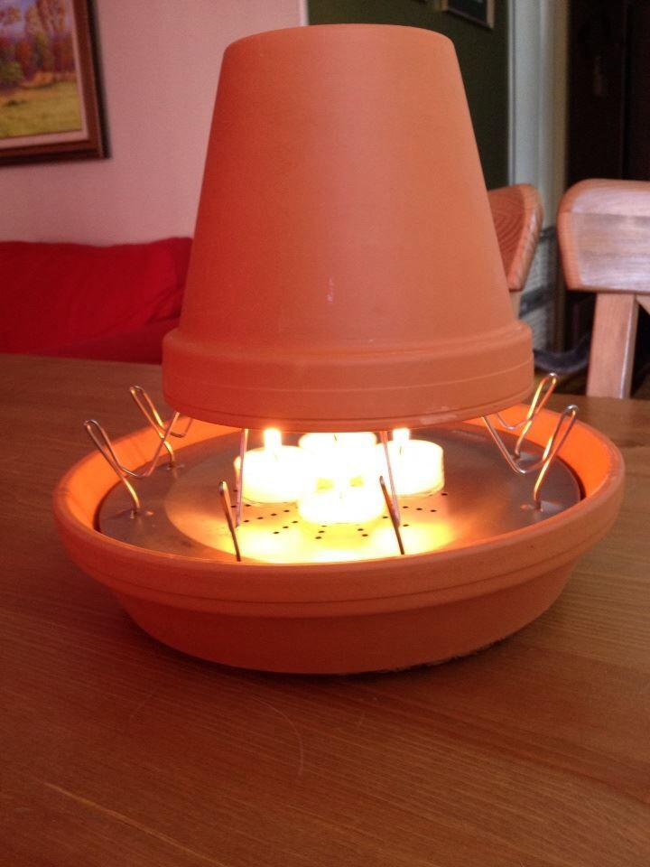 25 Best Ideas About Candle Heater On Pinterest Camping