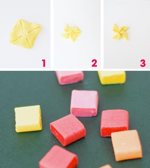 edible pinwheels - so cool!