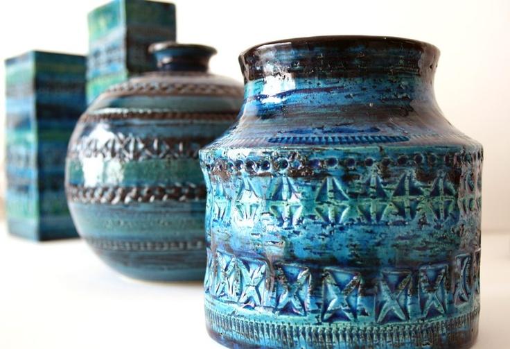 Bitossi Vases