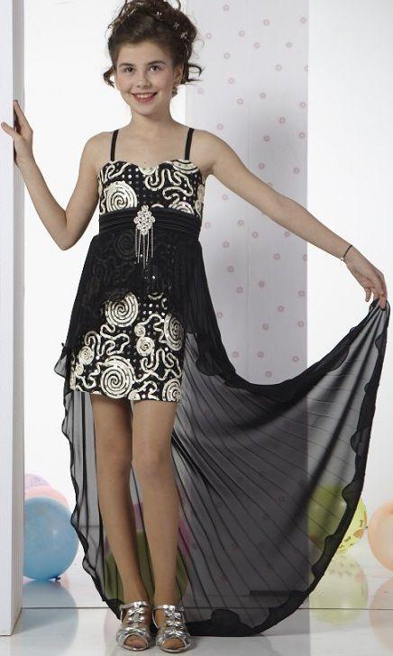 bbf9d5fdbf Mini Etekli Kuyruklu Yazlık Kız çocuk Abiye Elbise Modeli