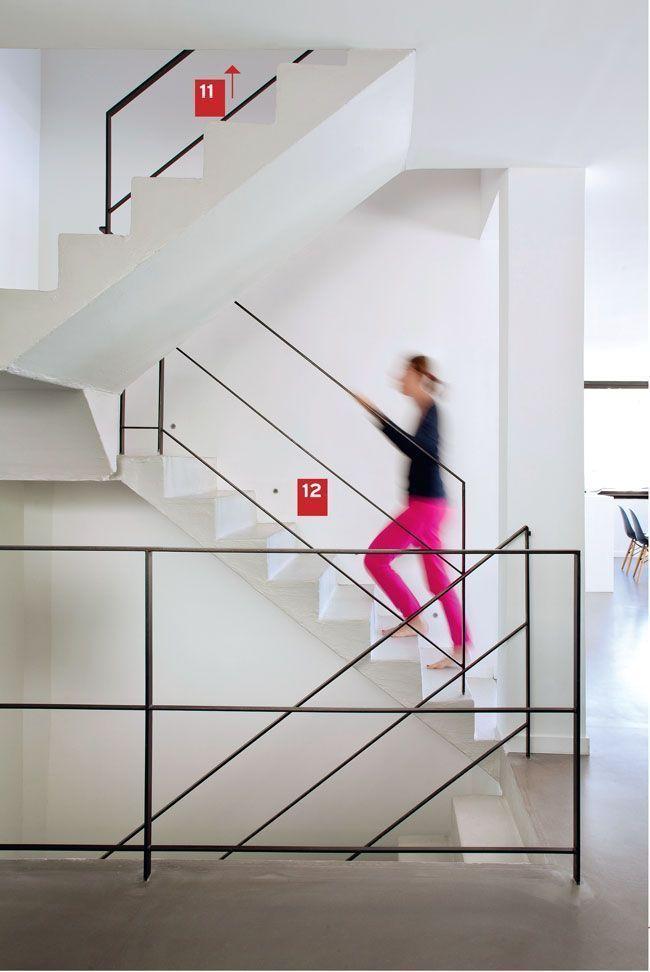 25 b sta id erna om rambarde escalier p pinterest garde corps escalier garde corps design - Rambarde escalier originale ...