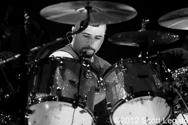 System of a down, John Dolmayan, USA, 2012