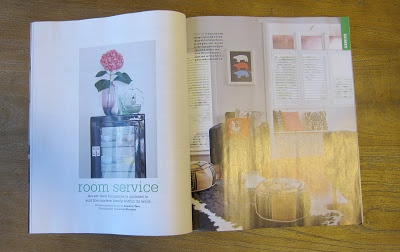 A Dulton shirt case featured in the latest 'Your Home and Garden' magazine