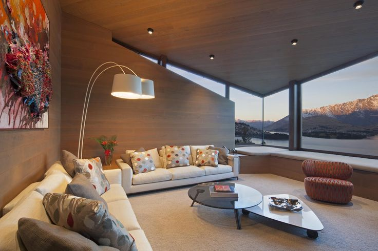 Luxurious secondary living space