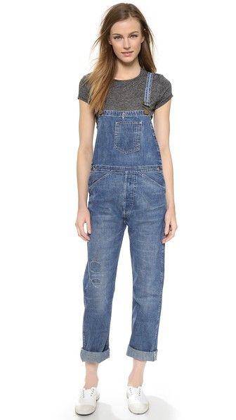 Levi's Vintage Clothing Bib and Brace Overalls