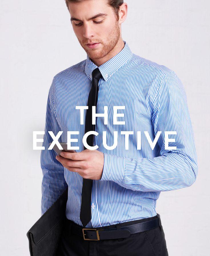 Executive Corporate Uniform | Cargo Crew - The Modern Uniform | Trendy Uniform Ideas