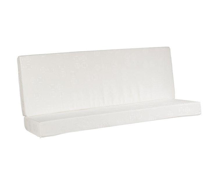 Matelas Clic-Clac Mousse Confort Someo - Epaisseur 15cm, mousse Haute Résilience 35 kg/m3. Convient pour un couchage régulier #MatelasClicclac